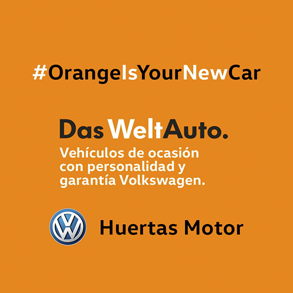 Trabajos - Orange is the new car