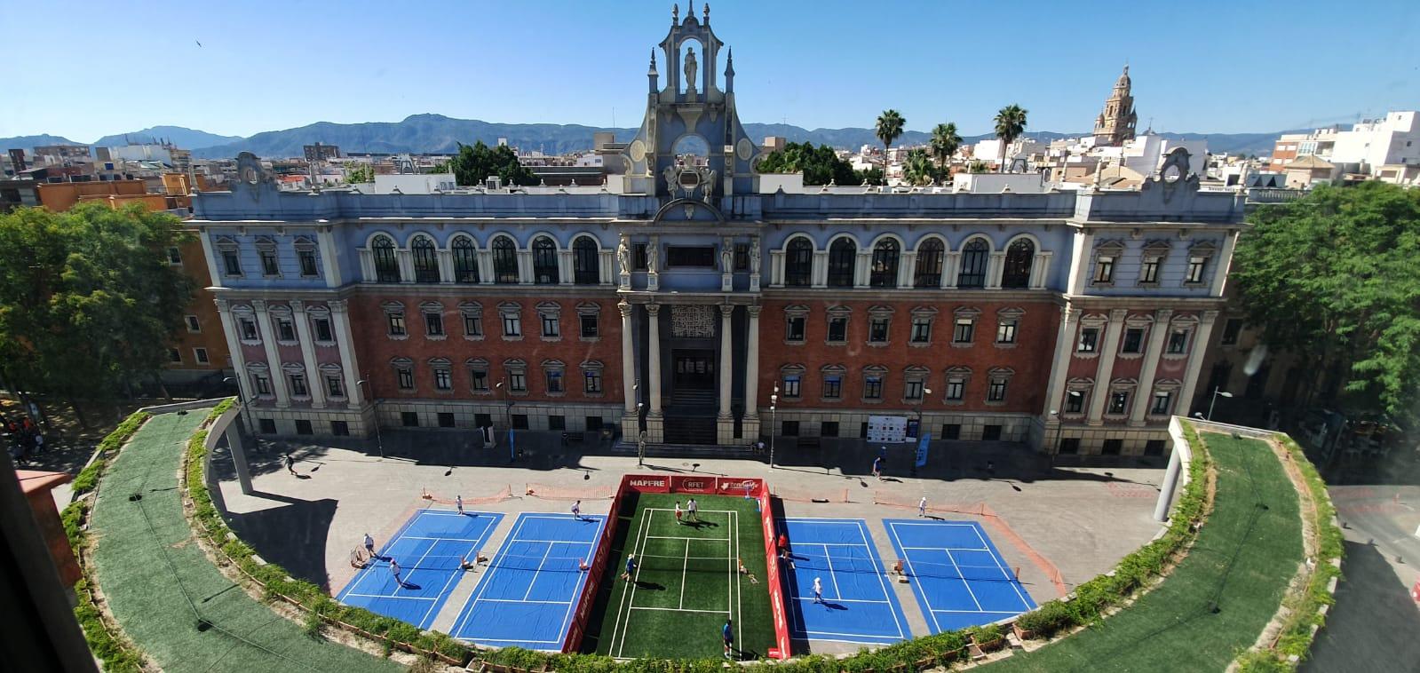 Murcia Club de Tenis, 100 años de compromiso