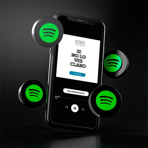 Nos vemos en Spotify