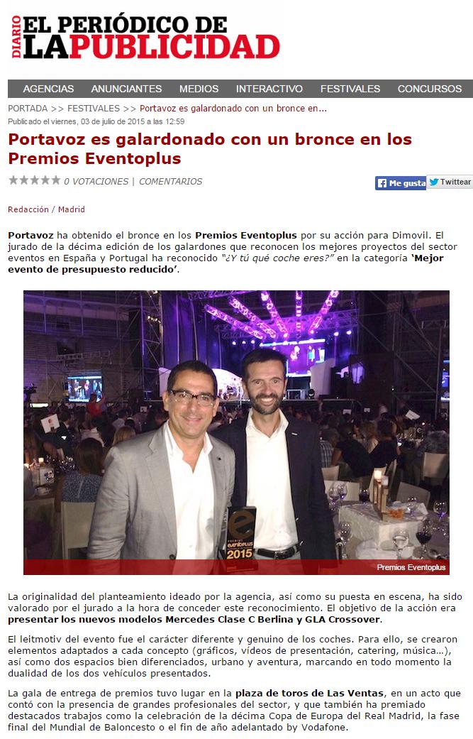 periodicopublicidad.com 3-7-15 Portavoz