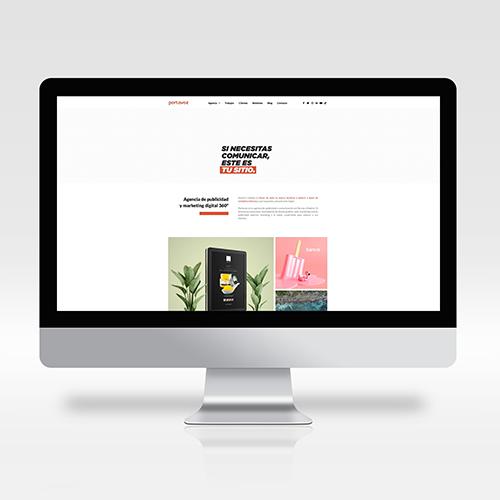 Trabajos - Estrenamos web