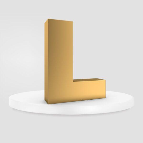 Trabajos - Letras que valen oro
