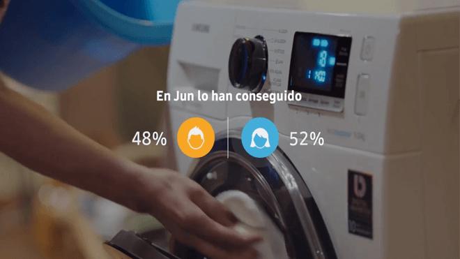 Samsung-lanza-una-nueva-campaña-YaNoHayExcusas-para-concienciar-sobre-la-igualdad-en-el-reparto-de-las-tareas-domésticas