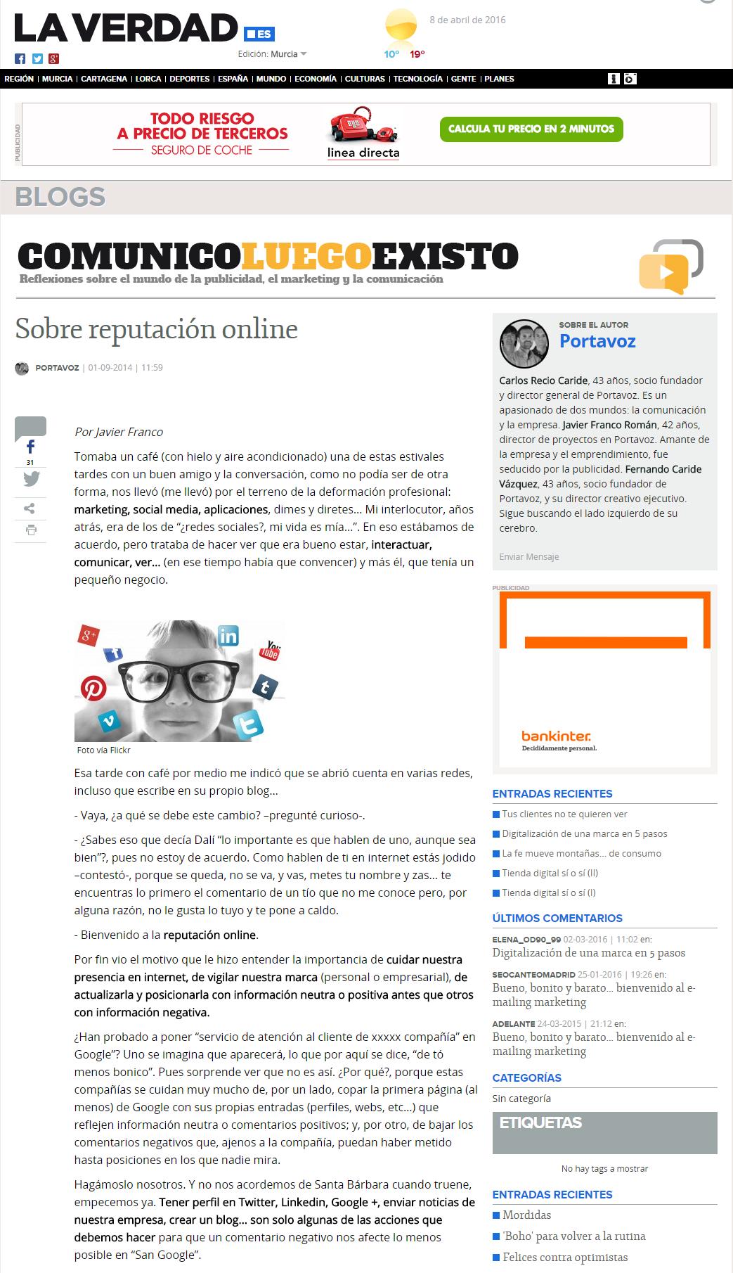 FireShot Capture 98 - Sobre reputación online I Comunico, lu_ - http___blogs.laverdad.es_comunicol